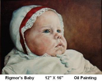 A Rigmores Baby